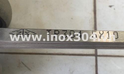 thanh la inox 201